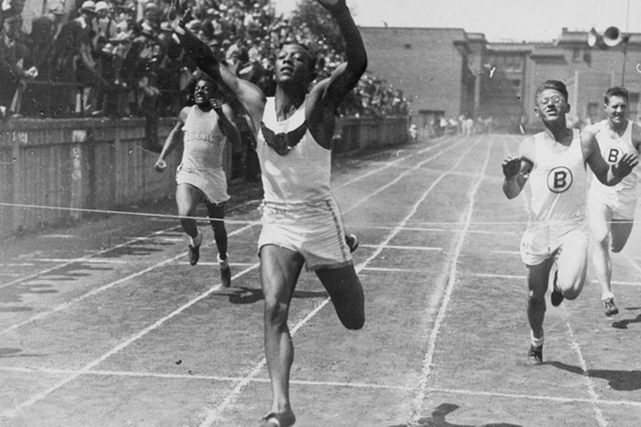 Jesse Owens At The 1936 Berlin Olympics Sport And Culture